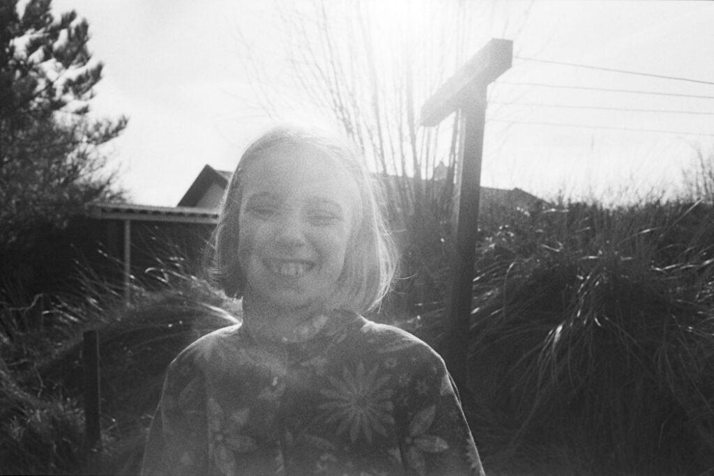 Jehsong Baak, German girl 2005, Schiermonnikoog 2005