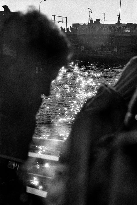 Jehsong Baak, Getting off the ferry in Karakoy 2019, Will You Still Love Me Tomorrow 2019