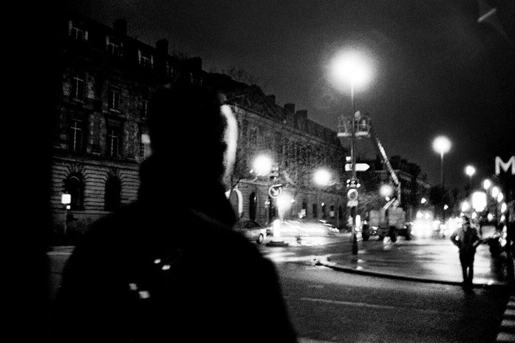 Jehsong Baak, Hotel de Ville, Paris 2000, Paris Diary