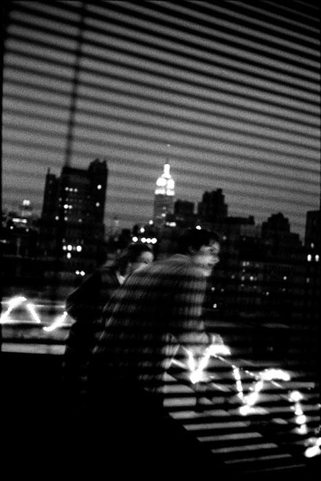Jehsong Baak, New York 2002, Mendes Gans