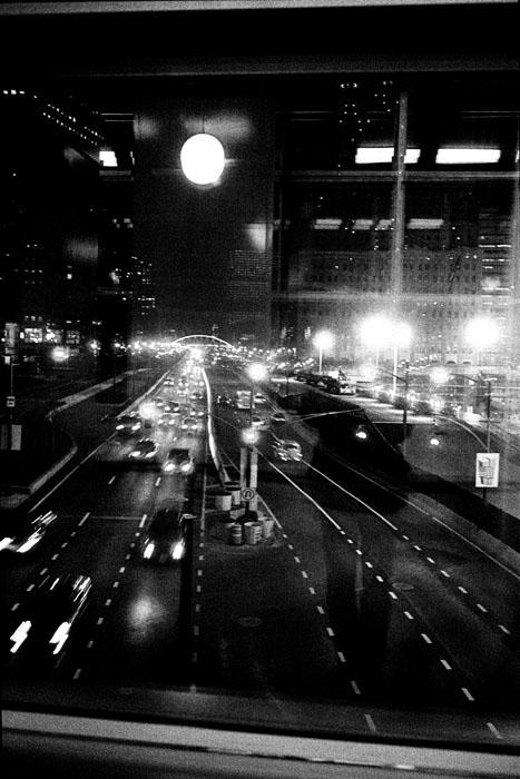 Jehsong Baak, New York 2003, Mendes Gans