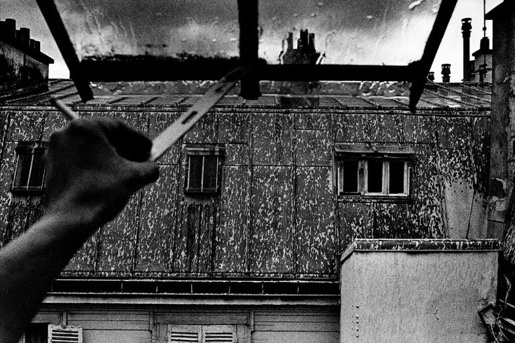 Jehsong Baak, Rain, Paris 1999, Là ou Ailleurs