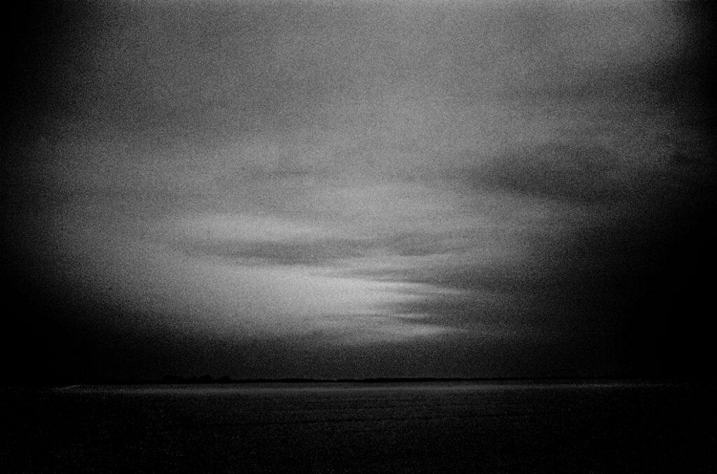 Jehsong Baak, Sunset 2005, Schiermonnikoog 2005